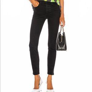 Karolina jeans, GRLFRND, black jean, brand new